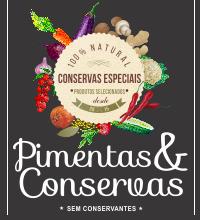 Pimentas e Conservas